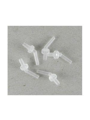 LD White Core Mixing Tips 100/pk - LD-046