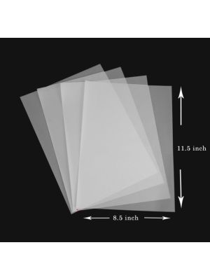 Captain Ortho Acetate Tracing Paper A4 Sheets Size 210 x 297 mm 100/pk - WO-TRAC100