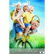Poster English Family Dental Care (Paper) PO-023