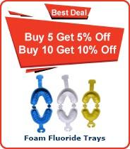 Foam Fluoride Tray
